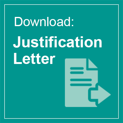 Download Justification Letter
