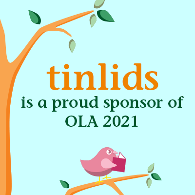 Tinlids, proud sponsor of OLA 2021