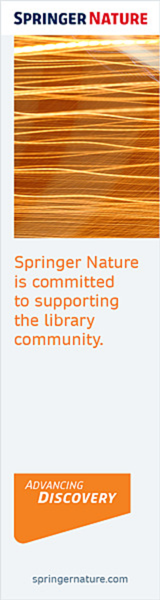 Springer Nature Ad